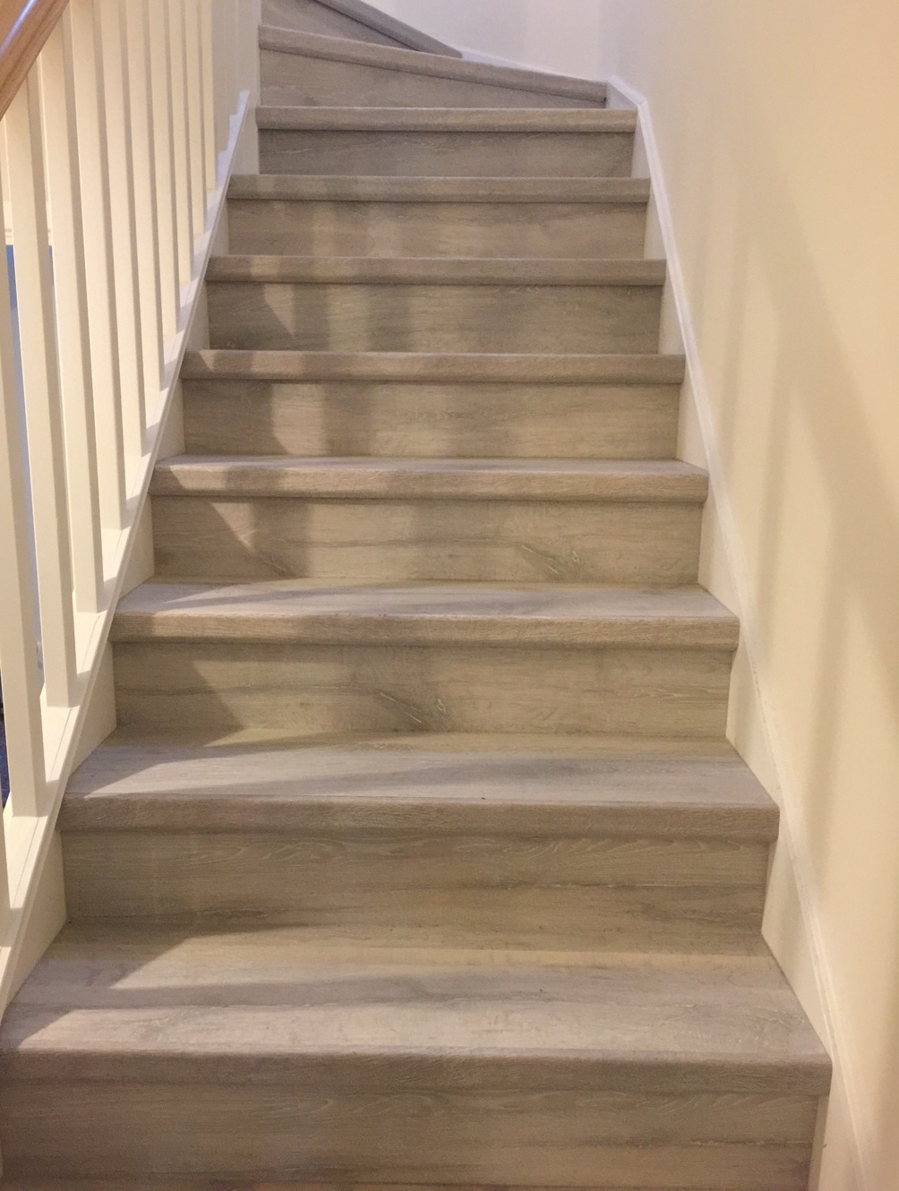 laminate, stairs, quick, step
